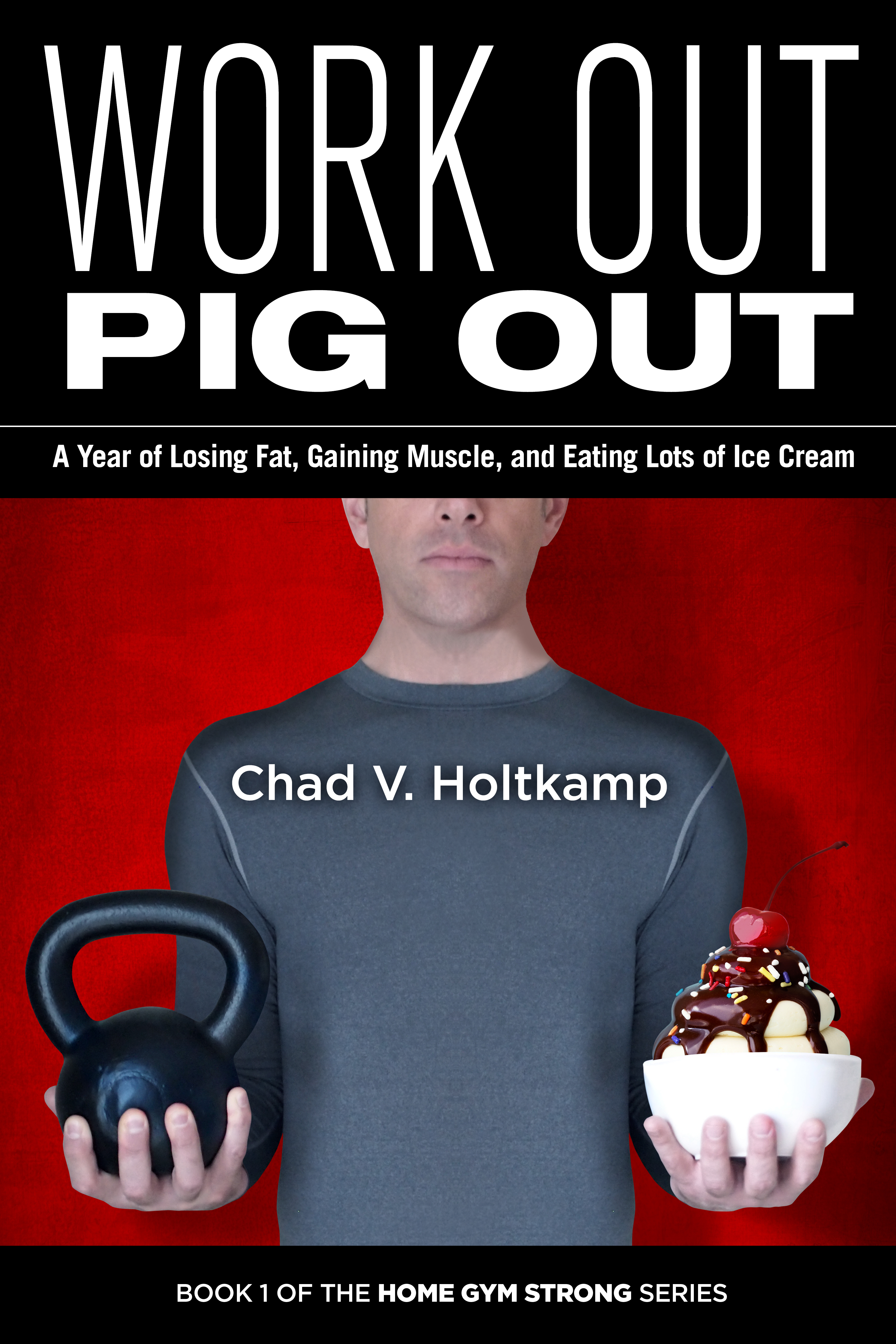 Work Out Pig Out Book Cover